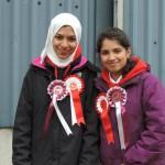 Maryam & Laveezah